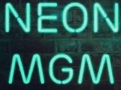 Neon MGM